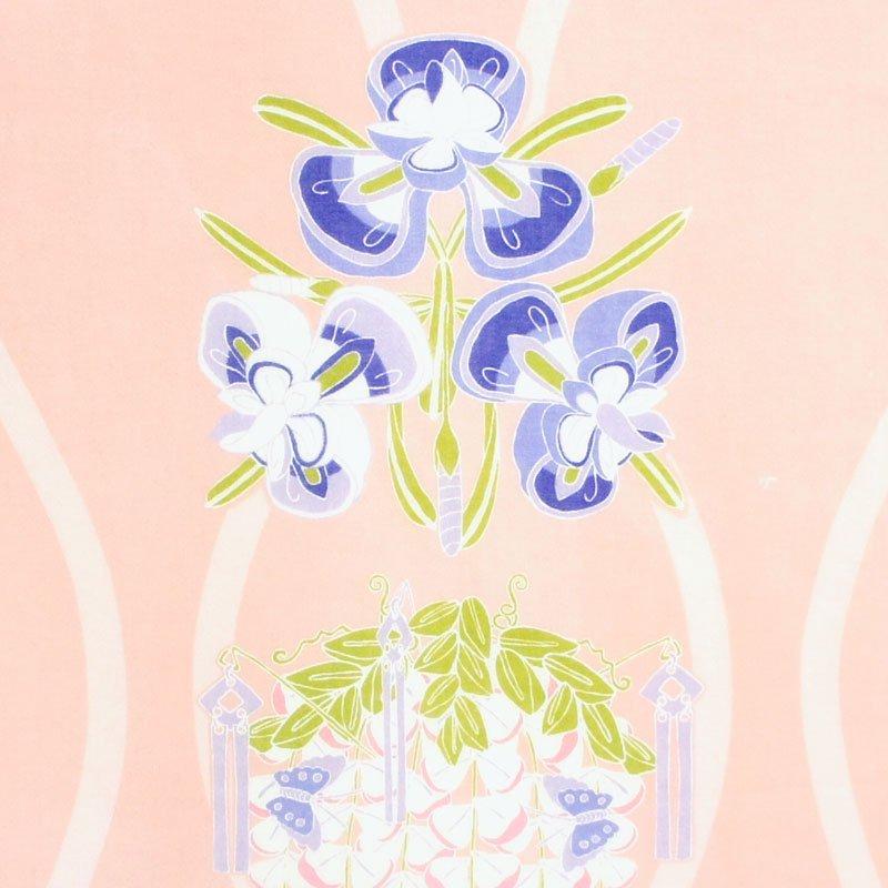 ガーゼ180㎝ 「舞妓さんの花かんざし・春」
