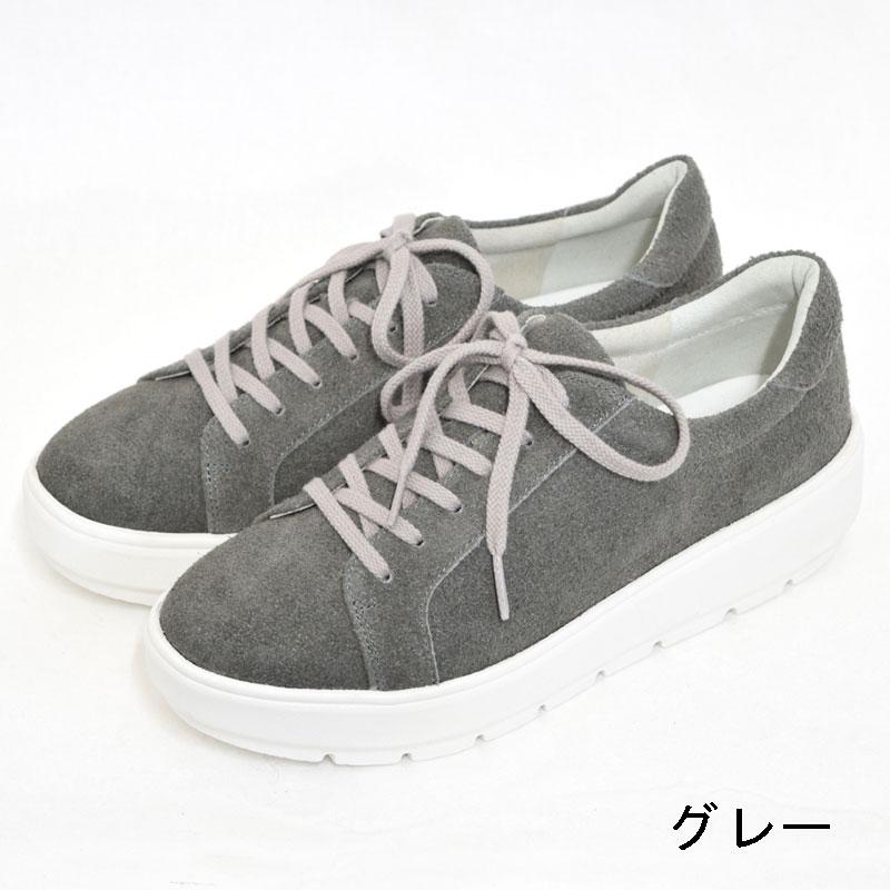 Vue 撥水レザースニーカー 【VF81691H】