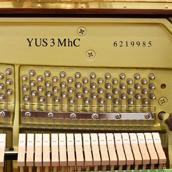 YAMAHA YUS3MhC サイレントRSG-3