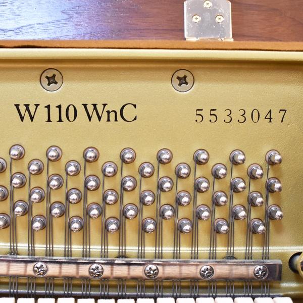 YAMAHA W110WnC サイレント