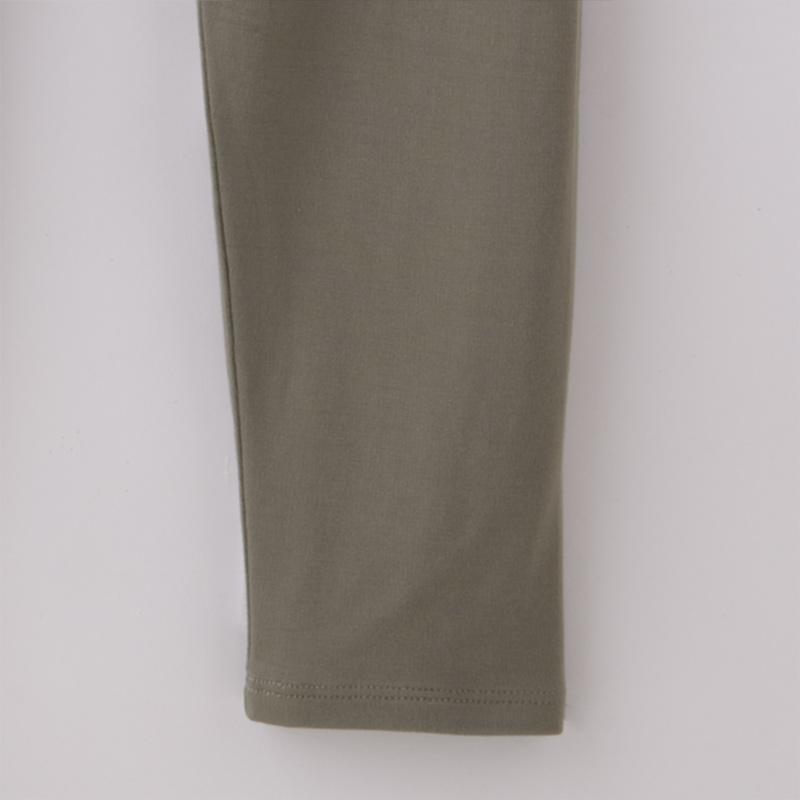 竹布 スパッツ(10分丈) 女性用   竹布(たけふ)   ナファ生活研究所  メール便のみ