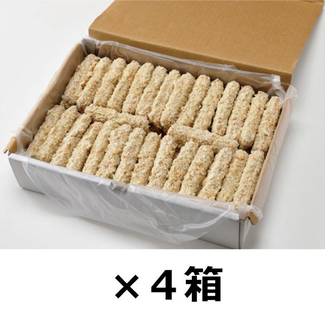 ベジカツ  スティック 1ケース(4箱)  大豆から作られたベジタリアン食材