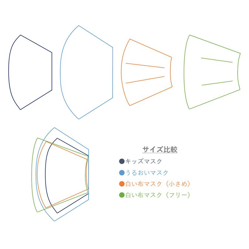 竹の布マスク(フリーサイズ) / 竹布(たけふ) / ナファ生活研究所 / メール便のみ