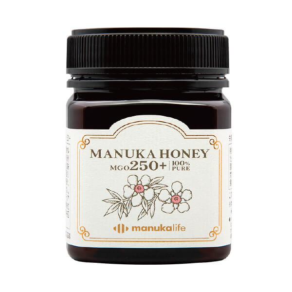 マヌカハニー MGO 250+ / 100%天然オーストラリア産蜂蜜 / 岩谷産業株式会社