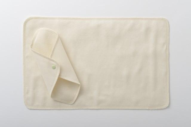 竹の布ナプキン スターターミニキット / 竹布(たけふ) / ナファ生活研究所 / メール便のみ