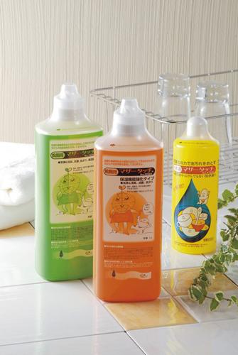 マザータッチ 洗濯用(普通タイプ) 1L 原光化学工業株式会社