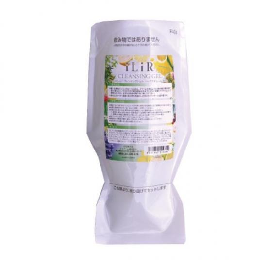 イリアール化粧品 クレンジングジェル(ハーブナチュール)400gボトルセット / イリアール株式会社