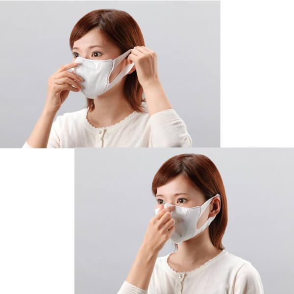 インフルライフセーバープレミアム(ラージサイズ)   個包装30枚入り マスク