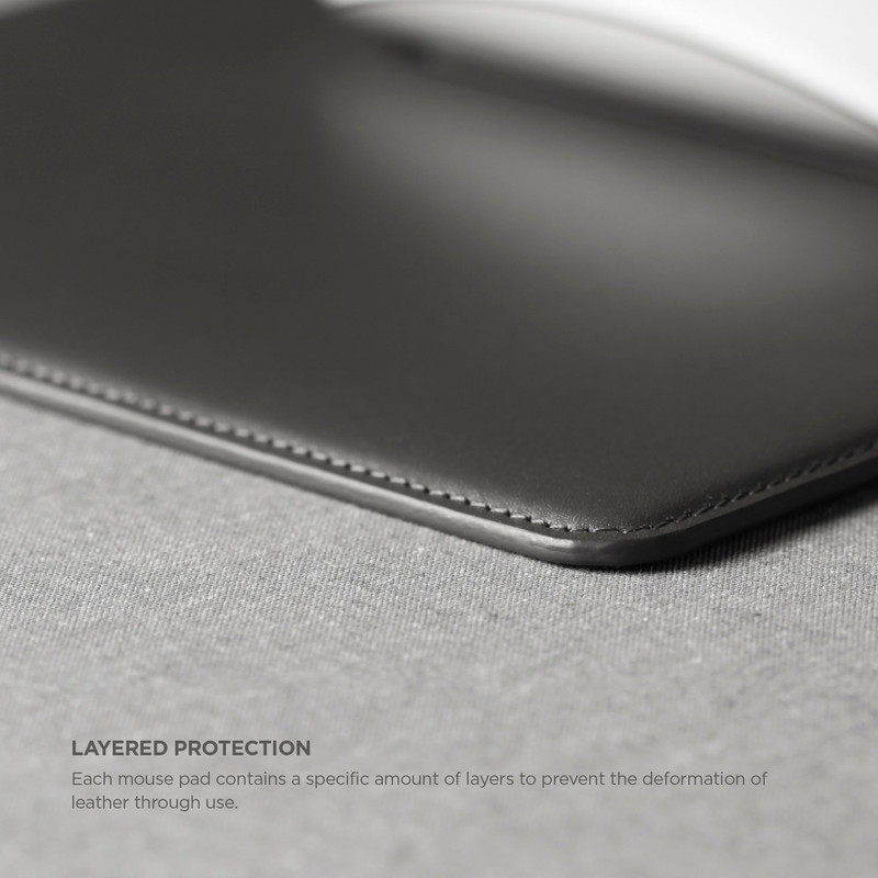 elago LEATHER MOUSE PAD for MOUSE