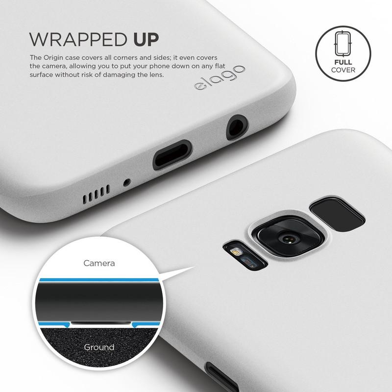 elago GA8P INNER CORE for Galaxy S8 Plus