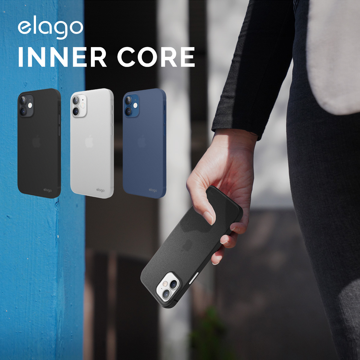 elago INNER CORE 2018 for iPhone12 mini