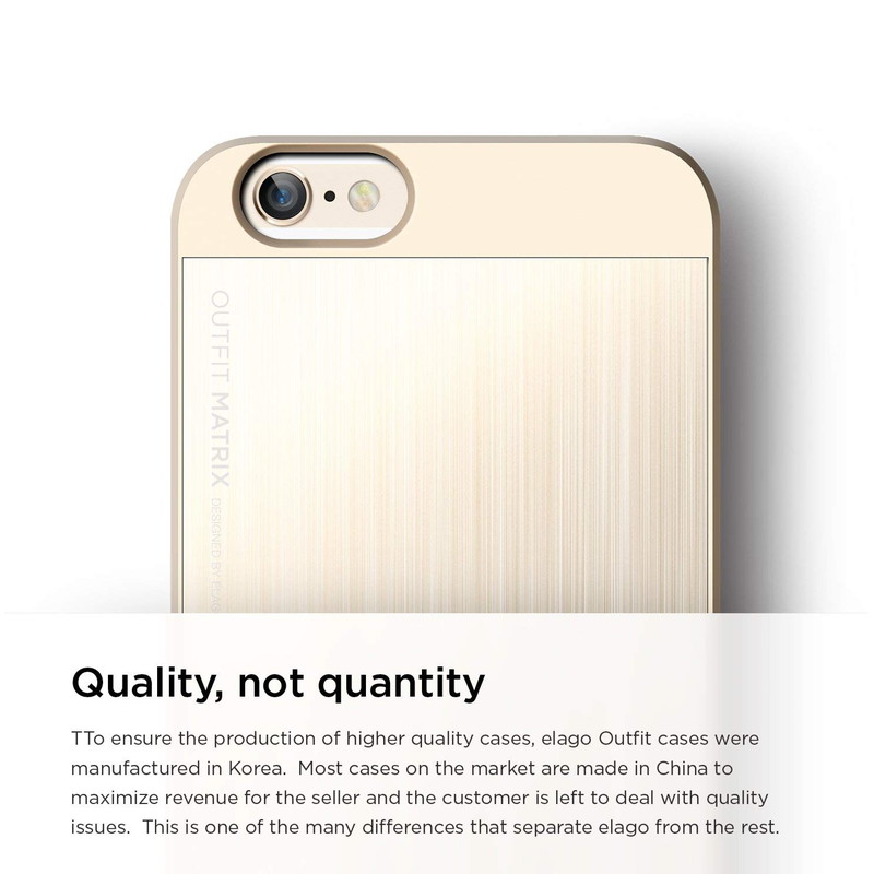 elago S6 OUTFIT MATRIX for iPhone6/6s