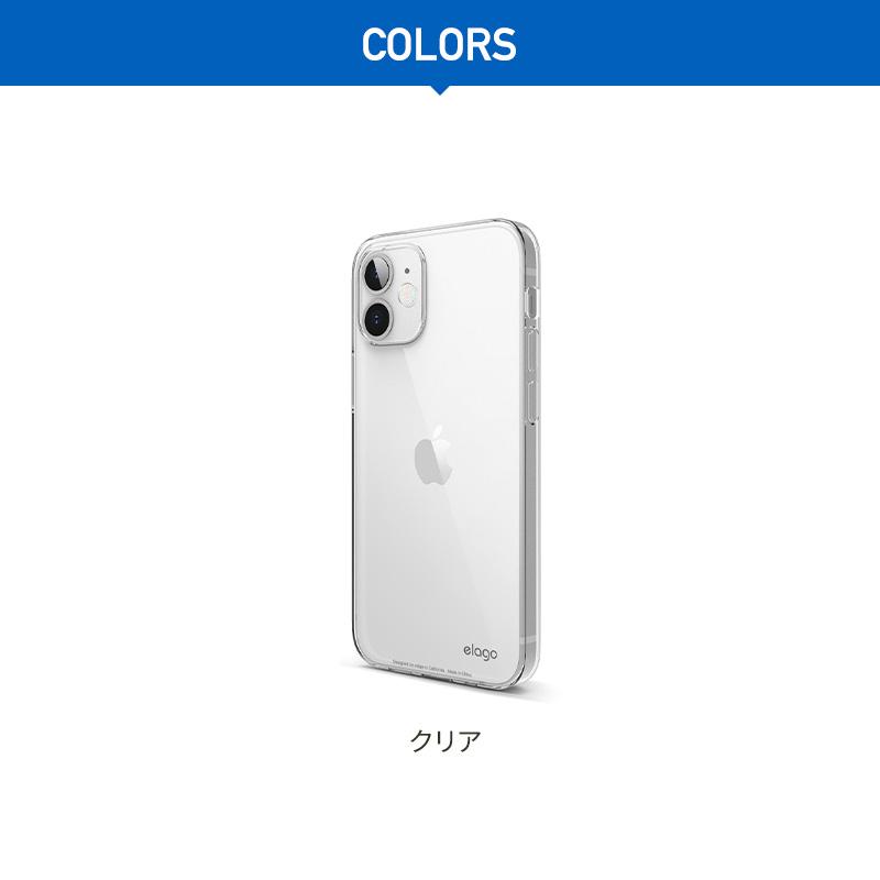 elago CLEAR CASE (PHONE) for iPhone12 mini