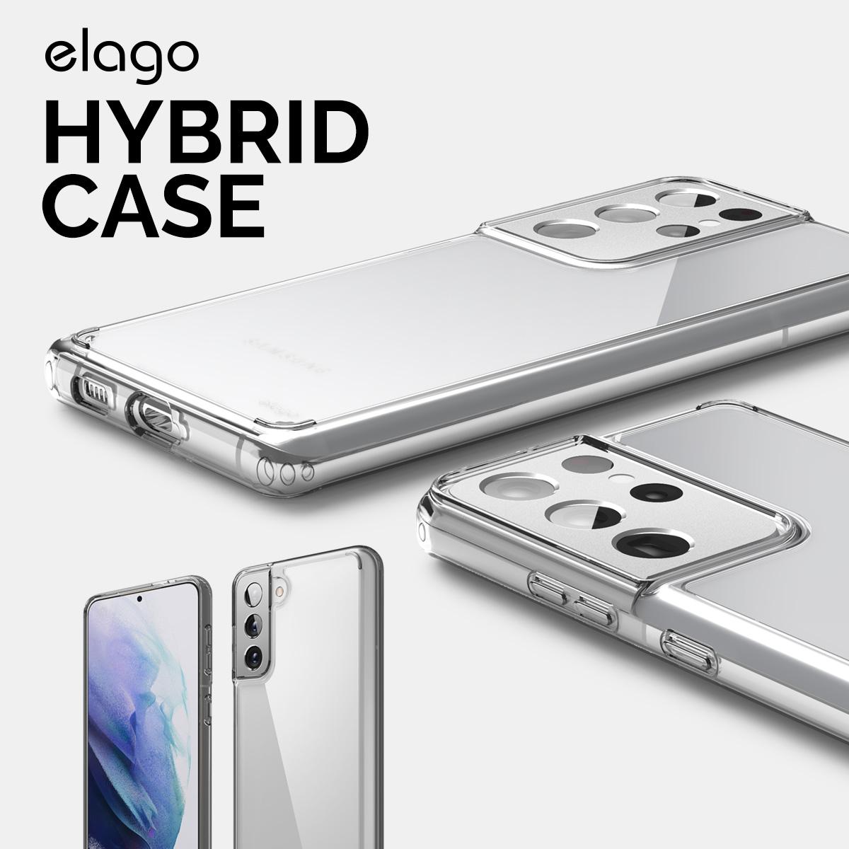 elago HYBRID CASE for Galaxy S21+