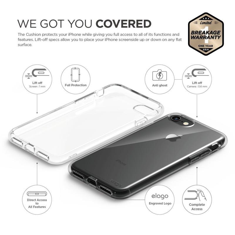 elago S7 CUSHION for iPhone8/7