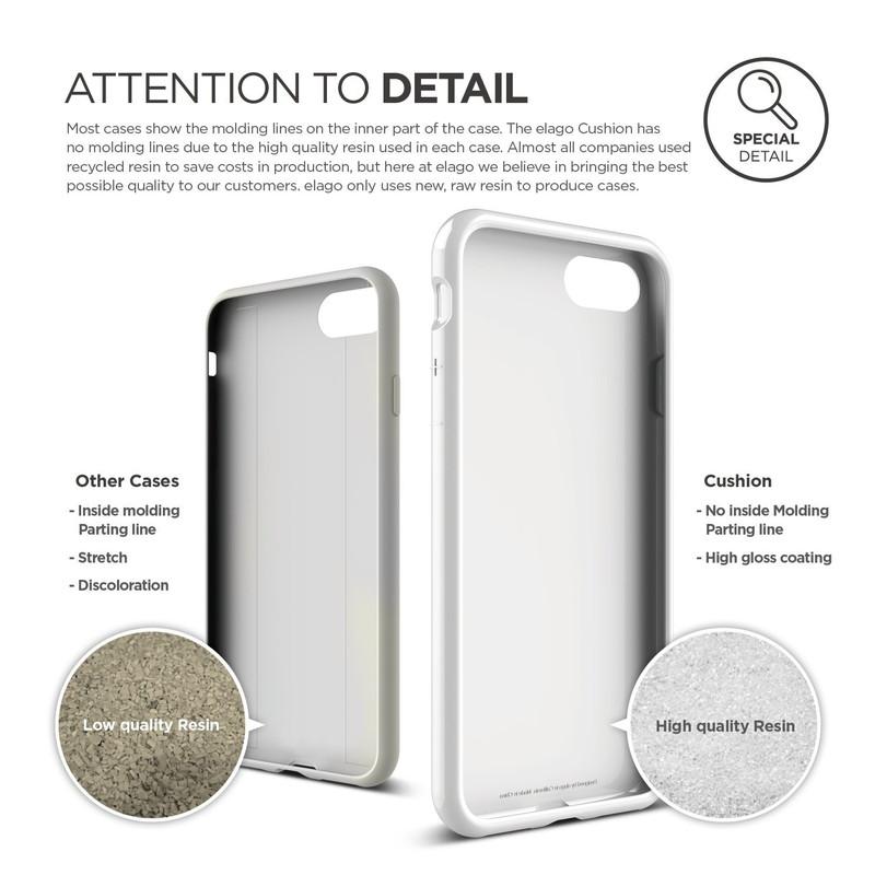 elago S7P CUSHION for iPhone8 Plus/7 Plus