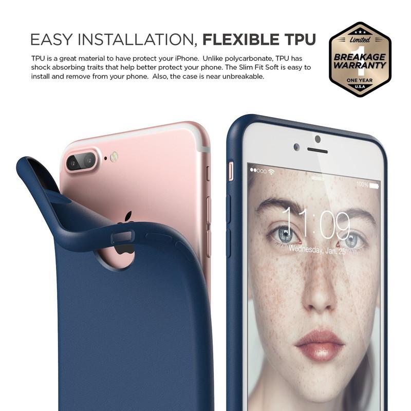 elago S7P SLIM FIT SOFT for iPhone7 Plus