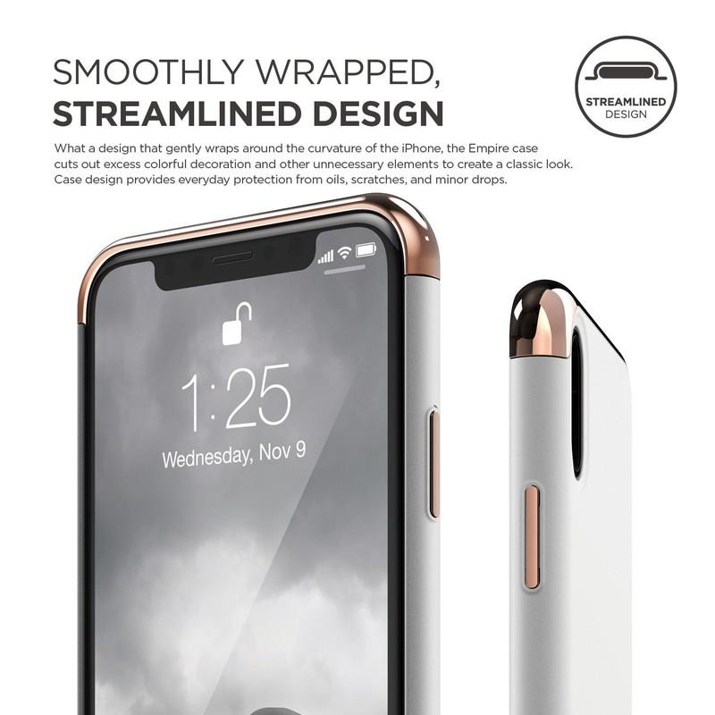 elago S8 EMPIRE for iPhoneX