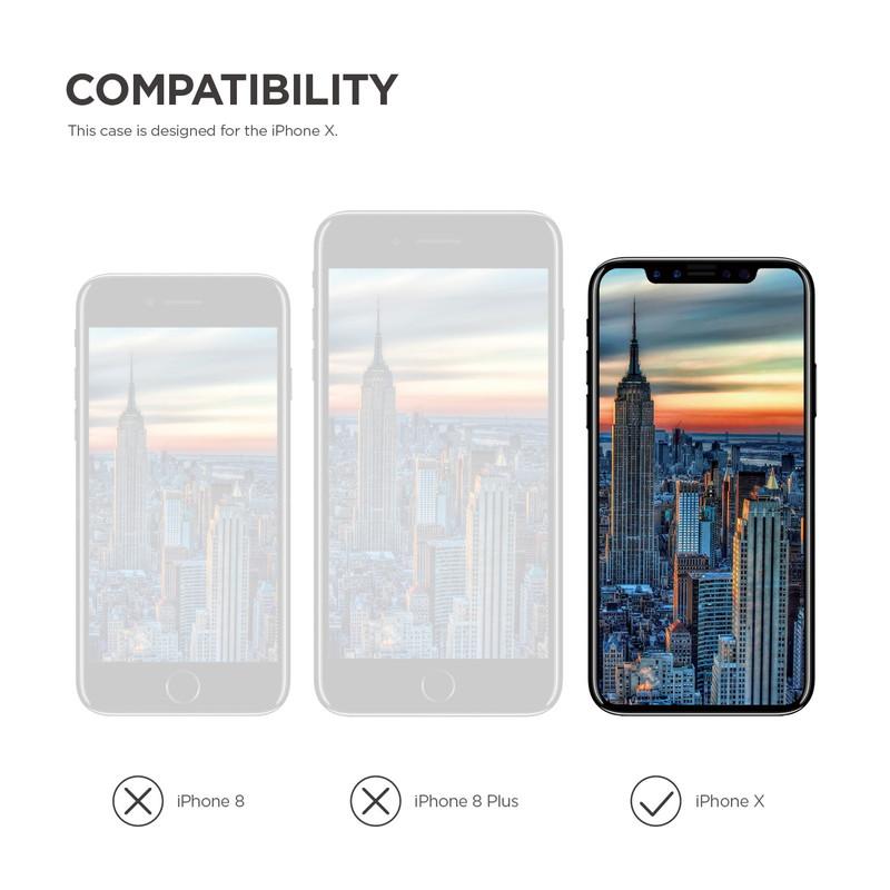 elago S8 SLIM FIT 2 for iPhoneX