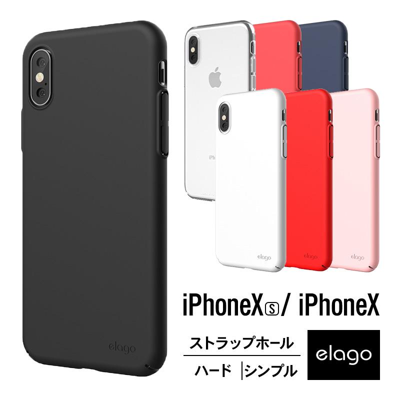 elago SLIM FIT 2018 for iPhone 2018 5.8inch
