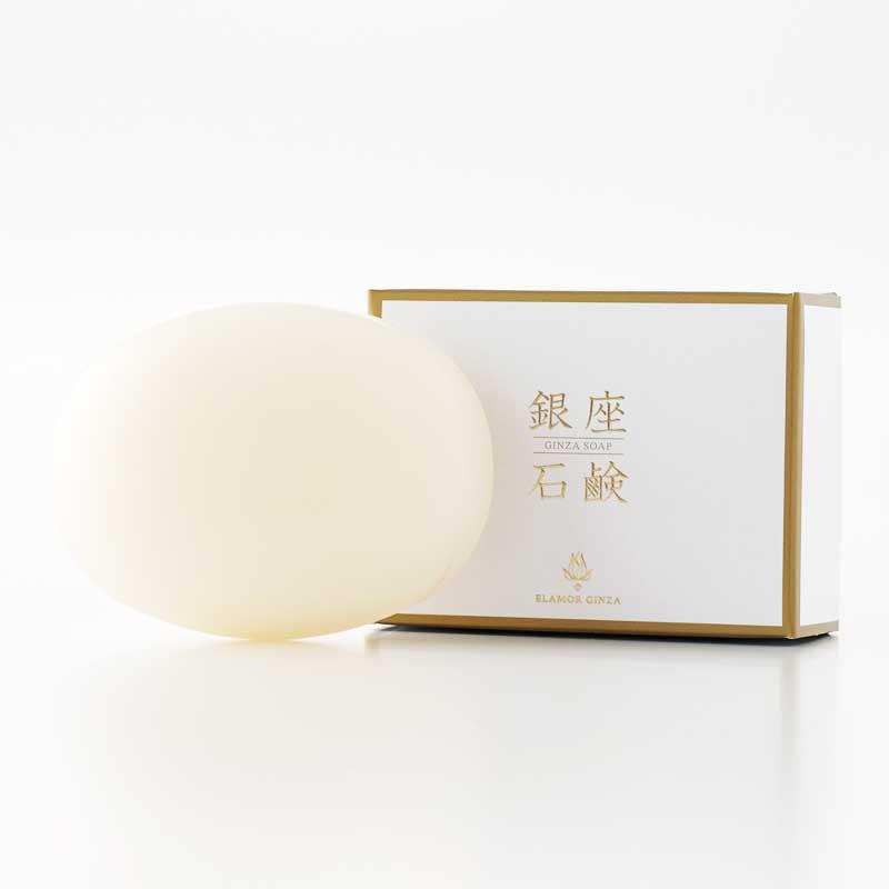 銀座石鹸 75g