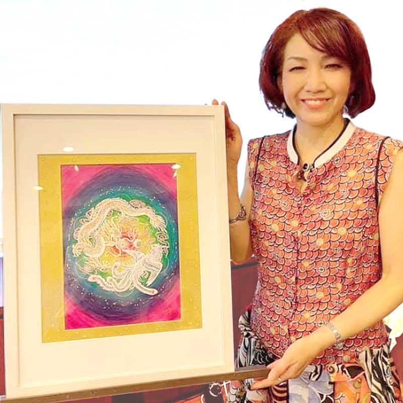 松丸政道先生監修/開運ポストカード