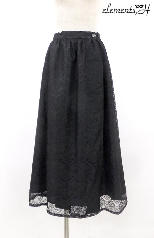 レースラップスカート 062505P