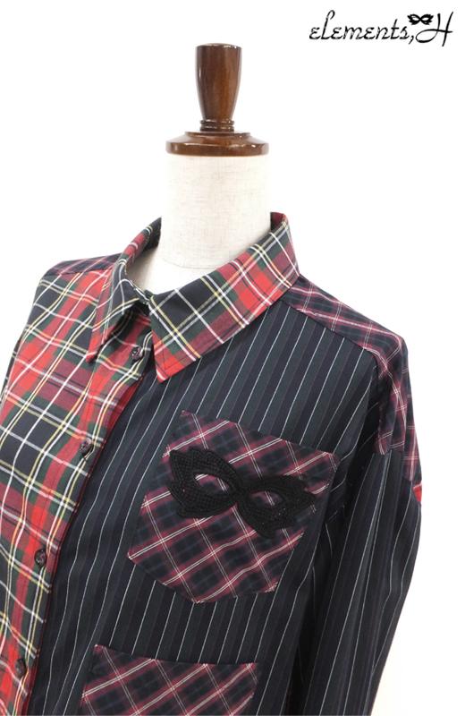 アソートチェックシャツ 062403P
