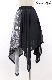 ローズガーデンプリントスカート 062508P