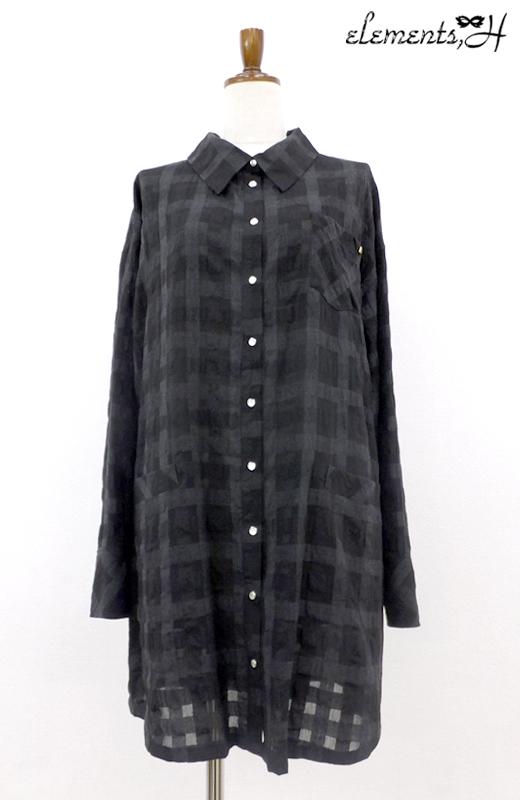 チェックシャツ 092401P