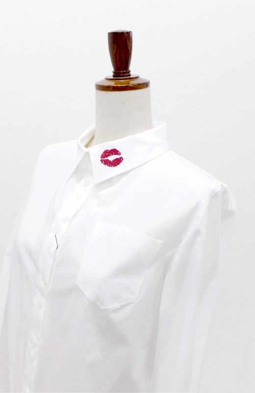 キスマークシャツ 000401P