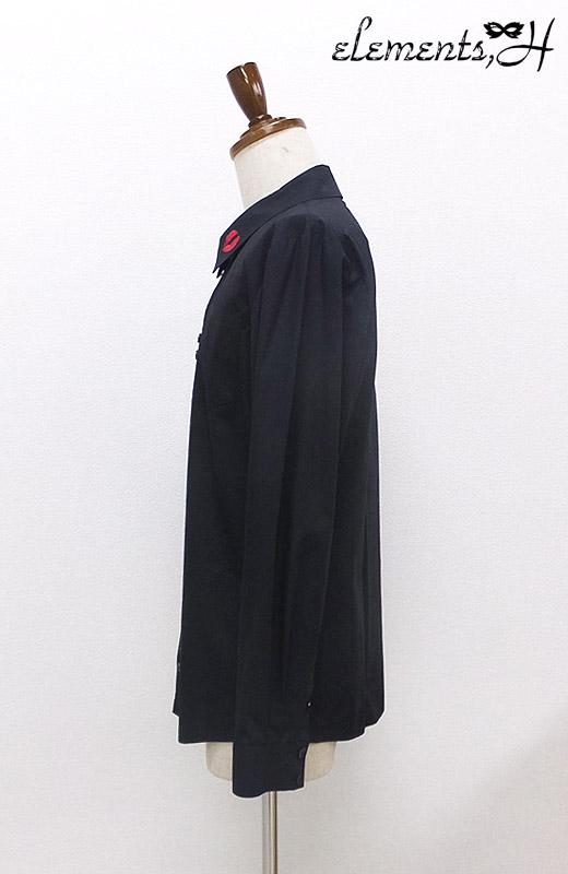 MENSキスマークシャツ 500401P