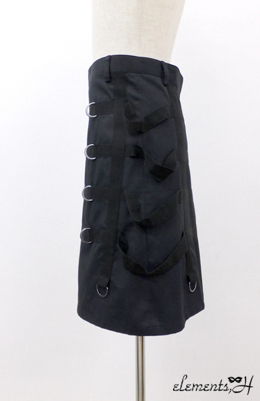 MENSベルトラップスカート 561501P