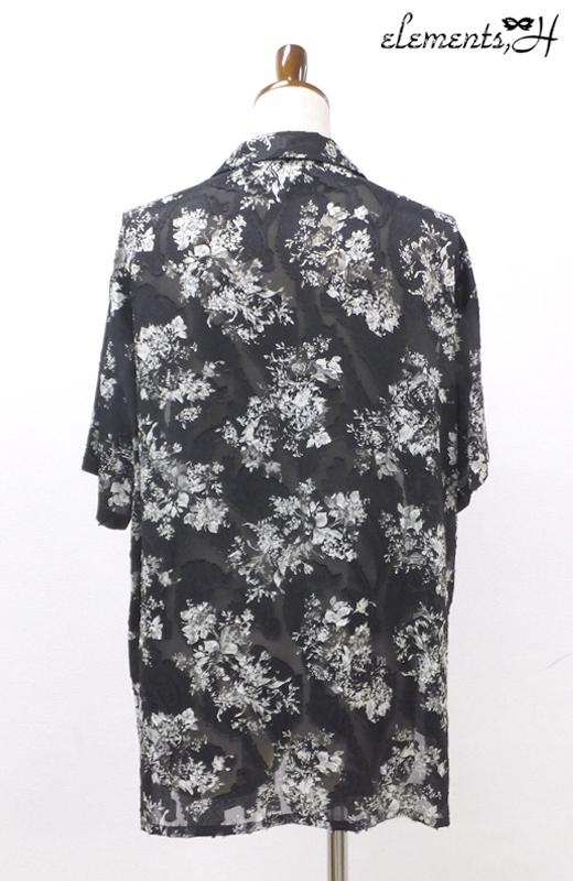 カットジャガードシャツ 082401P