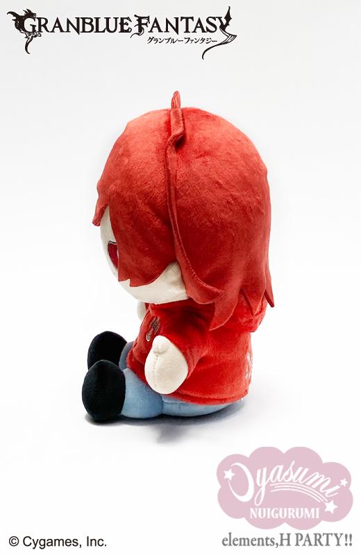 おやすみぬい(パーシヴァル)【GRANBLUE FANTASY】