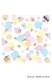 ガーゼハンカチ(子グル〜ミ〜Ver.)【グル〜ミ〜×elements,H PARTY!!】