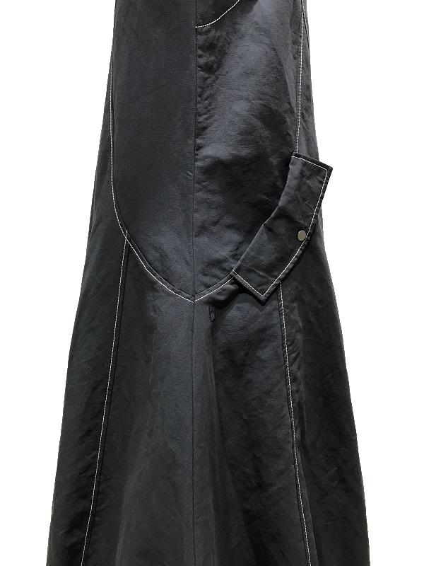 bamford/バンフォード KIERA PINAFORE DRESS  2021SS COLLECTION