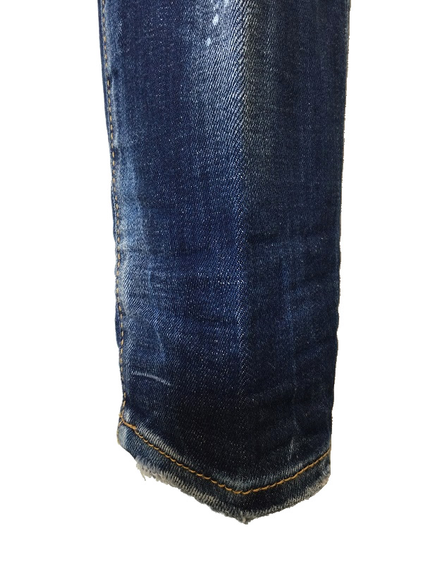 DSQUARED2/ディースクエアード2  SUPER SKINNY CROPPED JEAN 2018-19AW MAINCOLLECTION