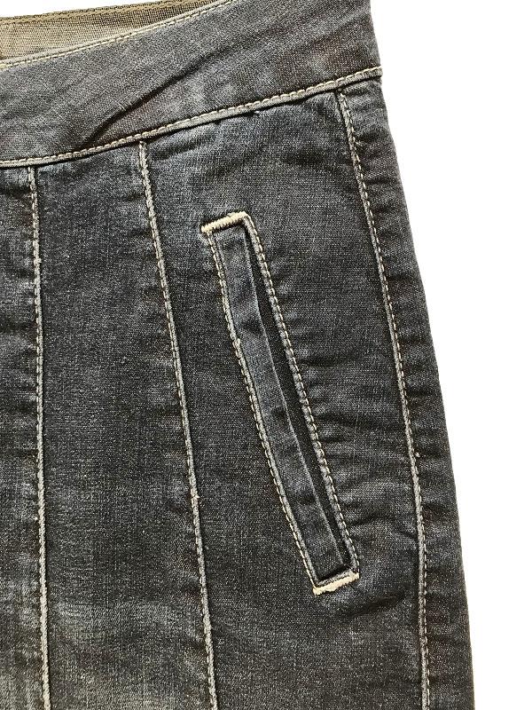 PENNYBLACK/ペニーブラック Barrel-leg jeans 2021SS COLLECTION