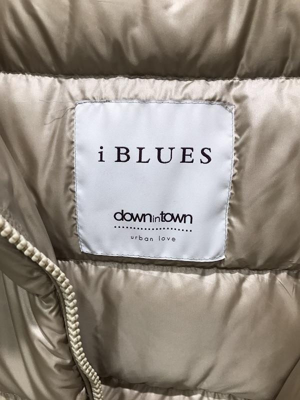 【SALE 50%OFF】i BLUES/イブルース ダウンジャケット 2019-20AW COLLECTION