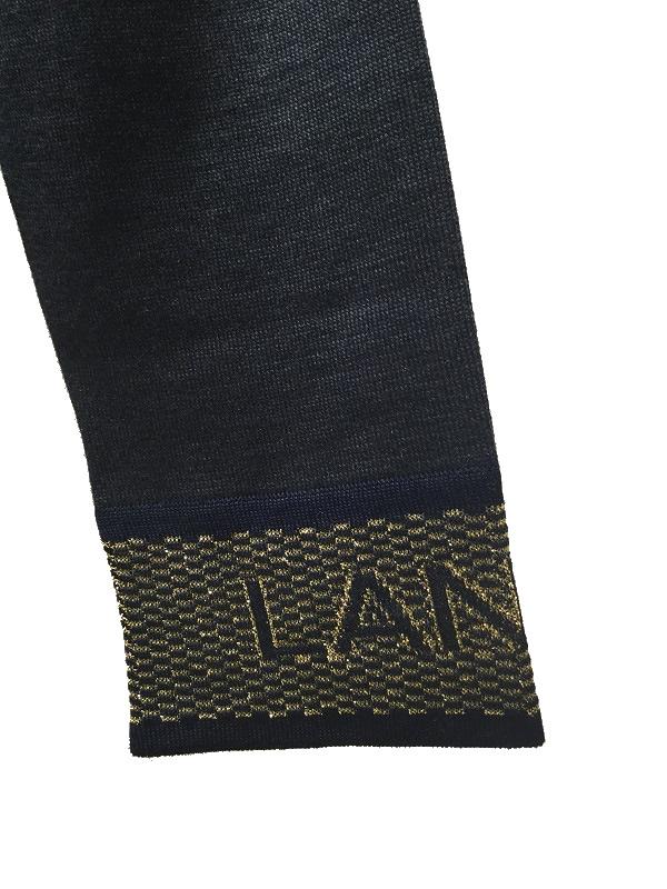LANVIN/ランバン レディース ロゴニットカーディガン 2019SS COLLECTION