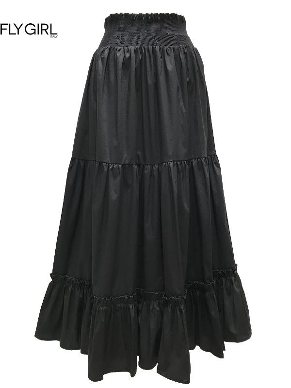 FLYGIRL/フライガール ティアードスカート 2021SS COLLECTION