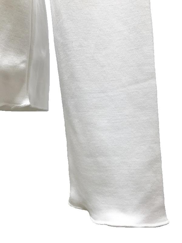 Artigiano/アルティジャーノ SUVINCOTTON ロングスリーブVネックTシャツ 2020SS CLLECTION