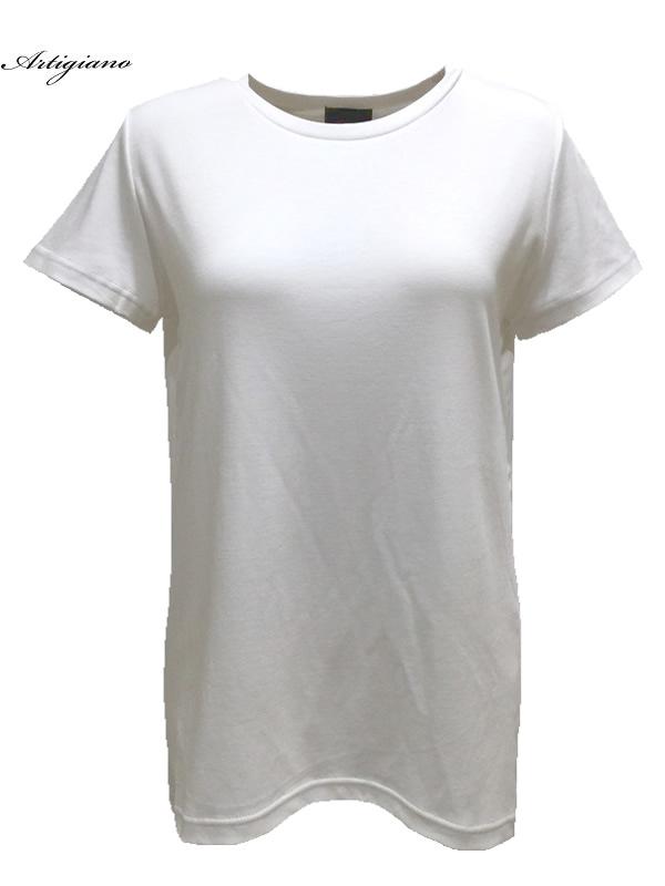 Artigiano/アルティジャーノ SUVINCOTTONプレミアムTシャツ 2020SS CLLECTION