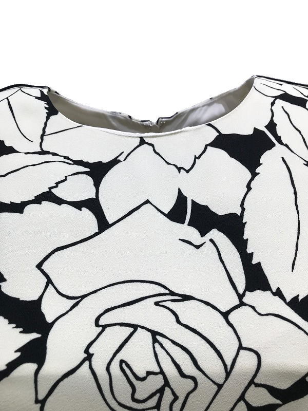 【SALE 30%OFF】ALBINO TEODORO/アルビーノ テオドロ プリントワンピース 2020-21AW COLLECTION