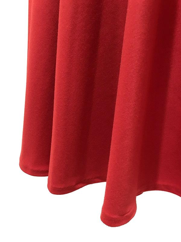 Blumarine/ブルマリン ベルテッドフレアスカート 2020-21AW COLLECTION