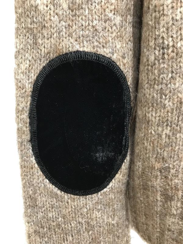 【SALE 60%OFF】Zhor&Nema/ゾーアンドネマ レースリペア タートルネックセーター 2019-20AW COLLECTION