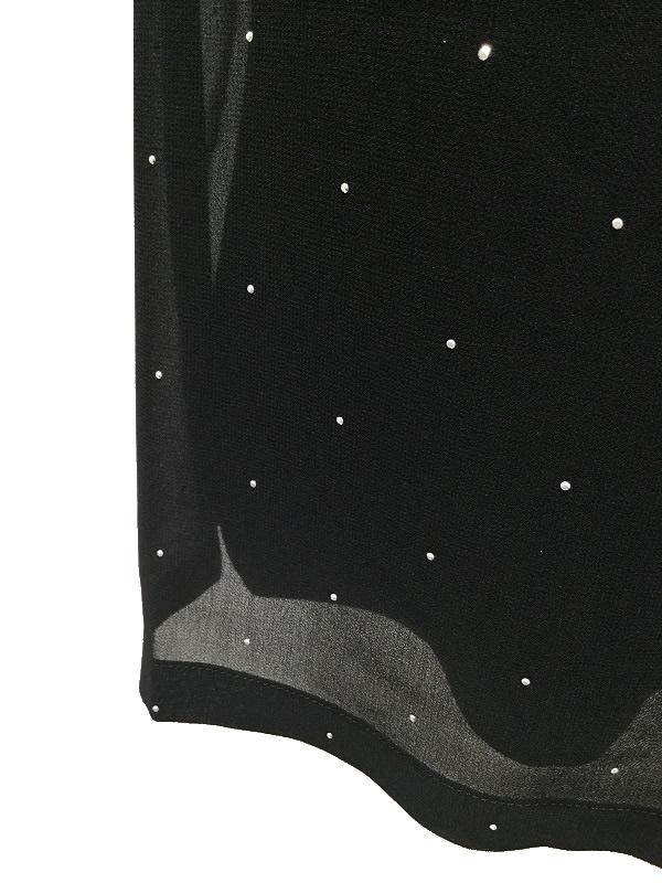MARELLA ART.365/マレーラ リラックスドフィットVネックブラウス 2020-21AW COLLECTION