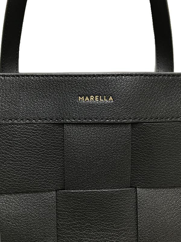 【SALE 50%OFF】MARELLA/マレーラ トレチャートトートバッグ 2020SS COLLECTION