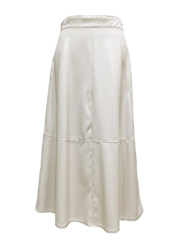 MARELLA/マレーラ エコレザーフレアスカート 2021-22AW COLLECTION